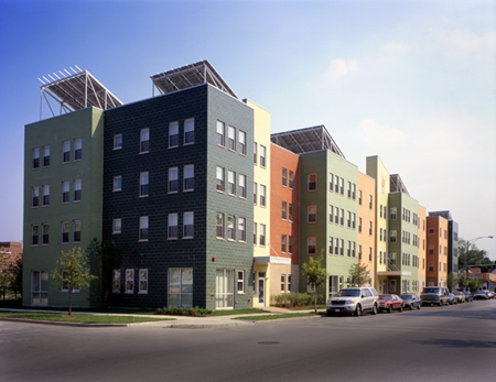 The Wentworth Commons Residence Provides 51 Affordable Apartments For  Recently Homeless Families And Individuals In The Roseland Neighborhood Of  Chicago.