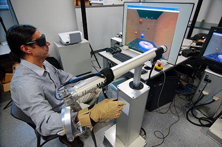 [Abstract] Optimizing Hand Rehabilitation Post-Stroke Using Interactive Virtual Environments