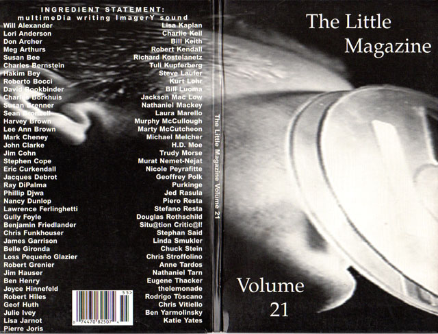 The Little Magazine cover (1995)
