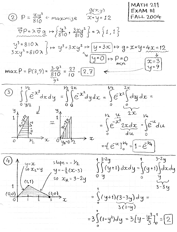 Math 102 Midterm