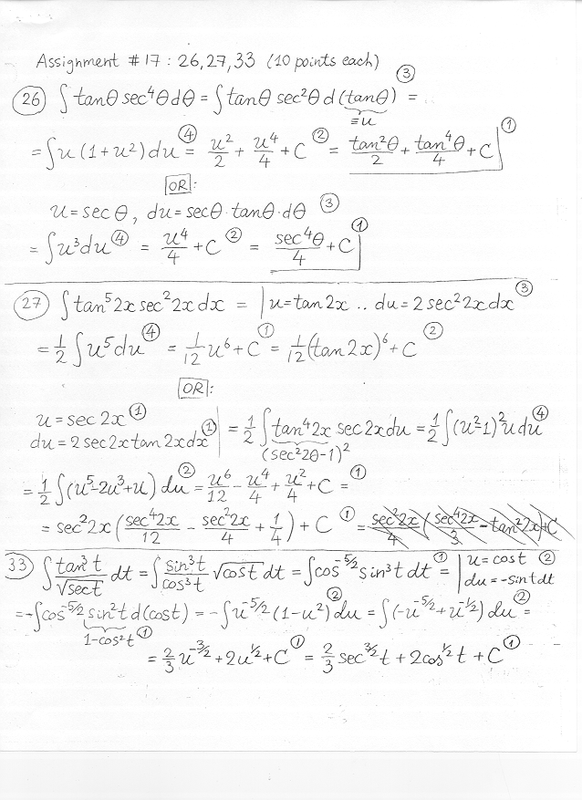 2004 past final exam w solutions Past exam problems in integrals, solutions 2004 note: these problems do not imply, in any sense, my taste or prefer- let w be a symmetric elemen.