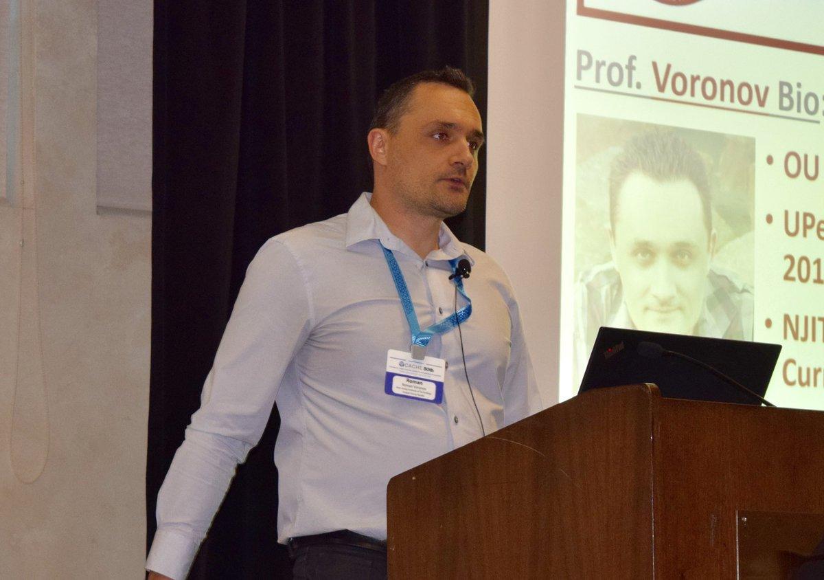 CACHE 50TH Voronov Presentation