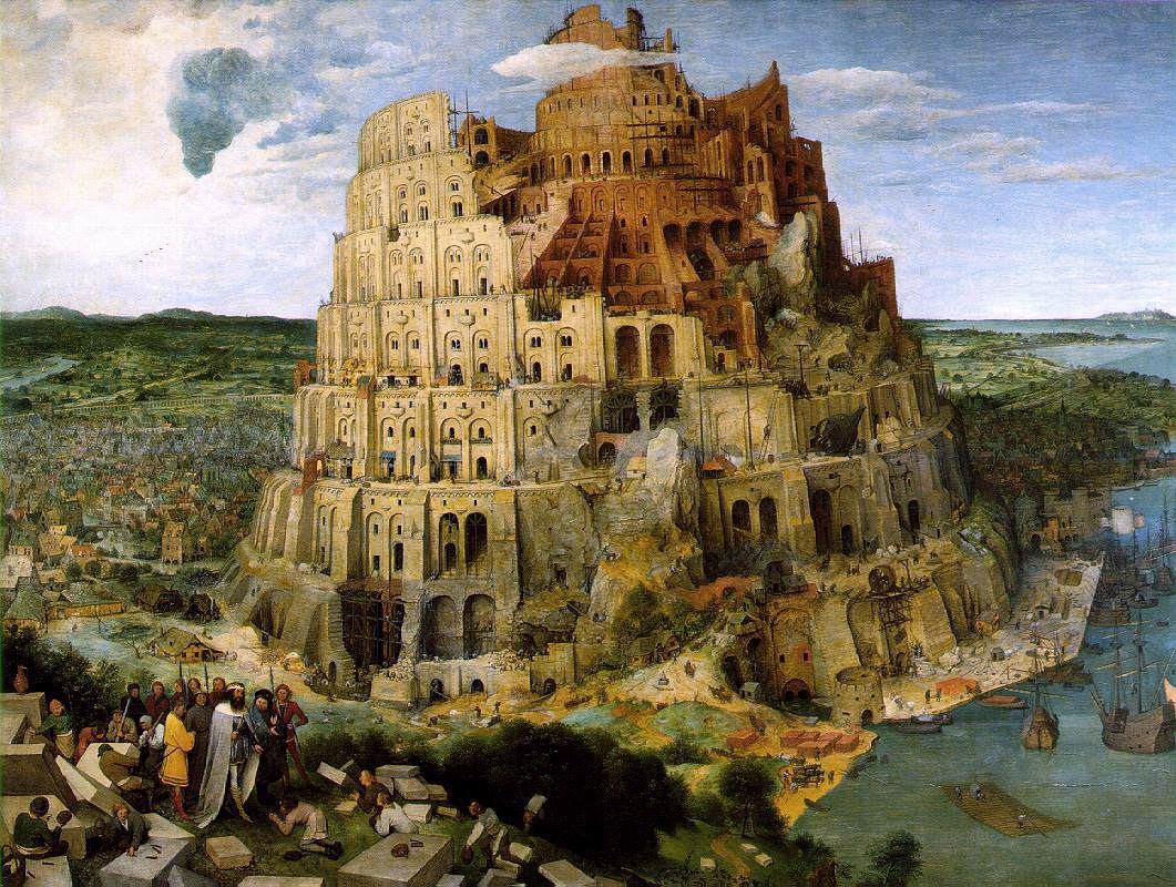 Tower of Babel (Brueghel)